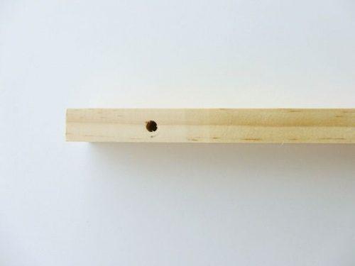 پادری چوبی