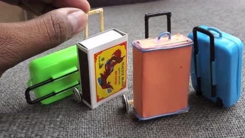 ساخت کاردستی چمدان