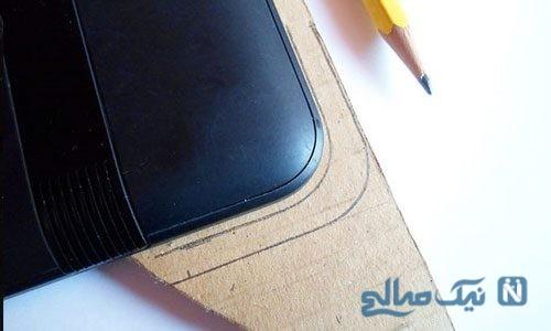 ساخت کیف تبلت