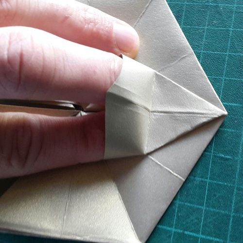 ساخت کارت پستال سه بعدی
