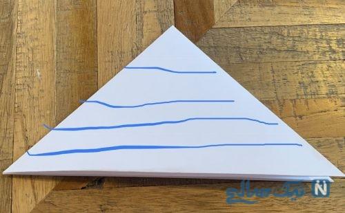 ساخت اوریگامی