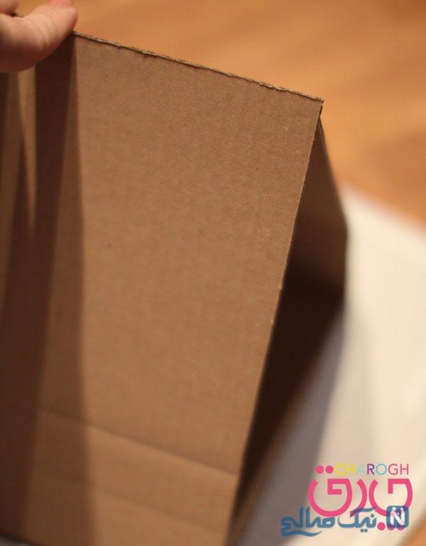 ساخت چرخ و فلک کاغذی
