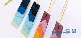 ساخت گوشواره کاغذی به روشی ساده و متفاوت