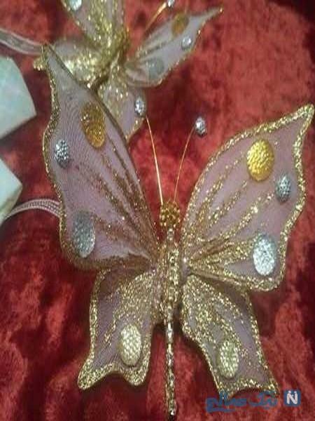 ساخت پروانه جورابی