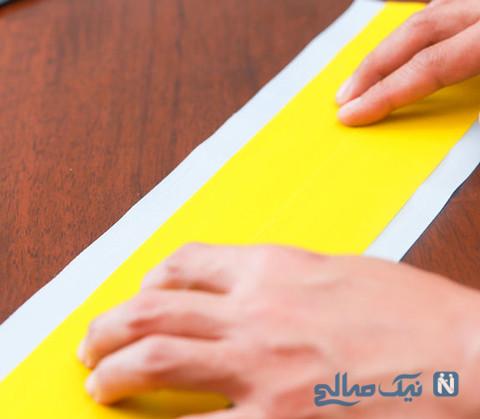 آموزش ساخت جامدادی با وسایل ساده