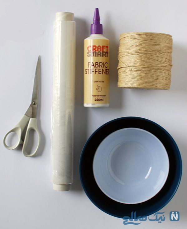 ساخت کاسه کنفی