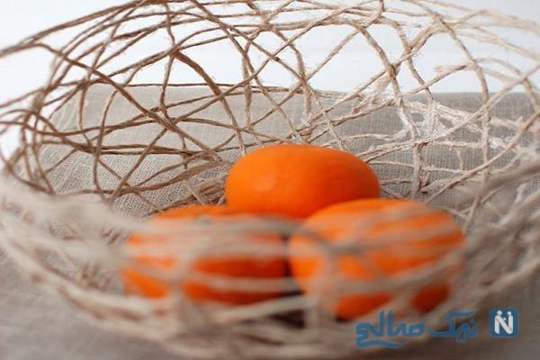 کاسه های کنفی ایده ای بسیار جذاب و زیبا +تصاویر