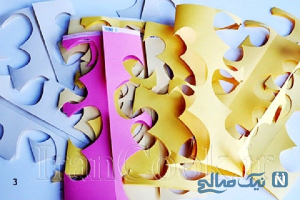 ساخت پروانه کاغذی