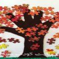 کاردستی کودکانه چهار فصل + تصاویر