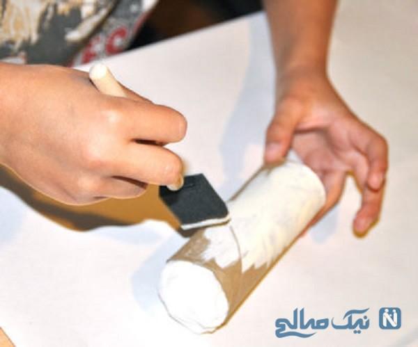 ساخت عروسک اختاپوس