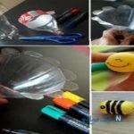 آموزش ساخت کاردستی اسباب بازی بسیار ساده / کودکان را به سادگی شاد کنید+تصاویر