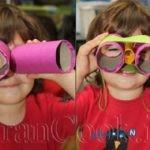 ساخت کاردستی دوربین با مقوا + تصاویر