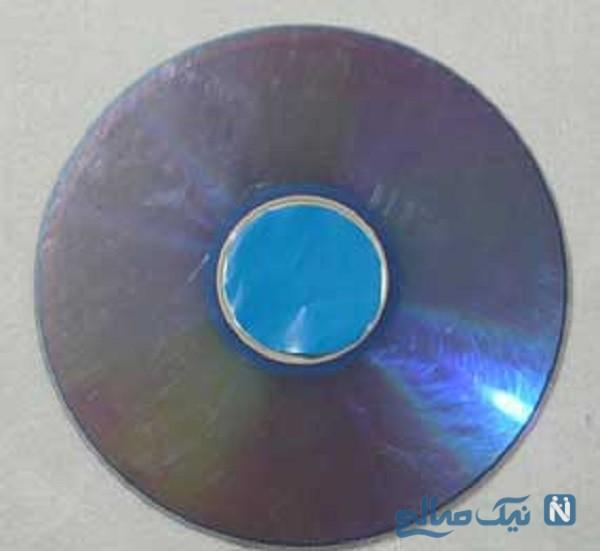 سی دی برای کاردستی
