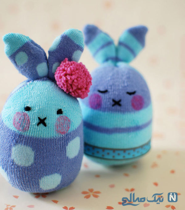 خرگوش جورابی