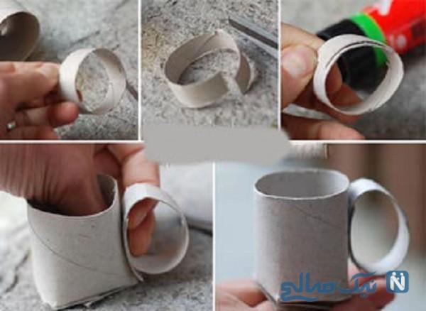 ساخت فنجان