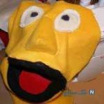 آموزش ساخت و دوخت یک عروسک نمایشی بزرگ و زیبا +تصاویر