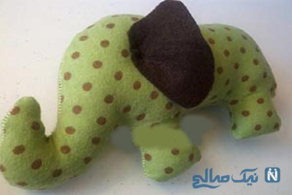 عروسک فیل