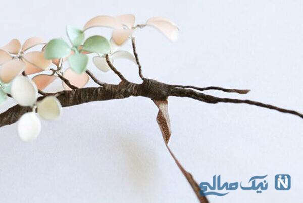 ساخت گل سر