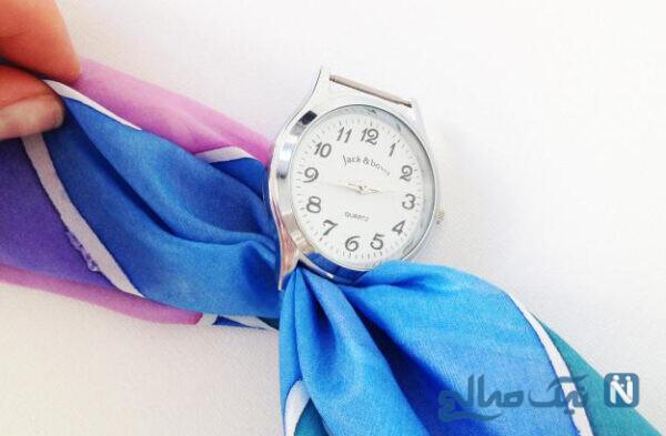 تزیین ساعت