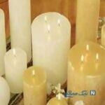آموزش شمع سازی در خانه به صورت گام به گام + تصاویر