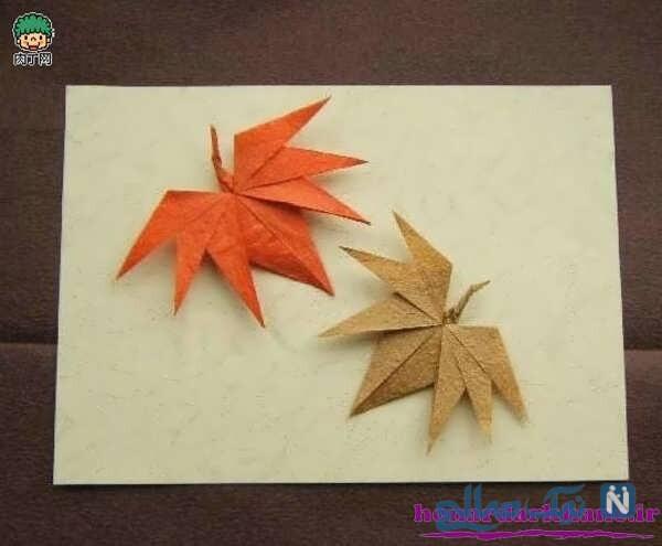 ساخت کاردستی با مقوا و کاغذ
