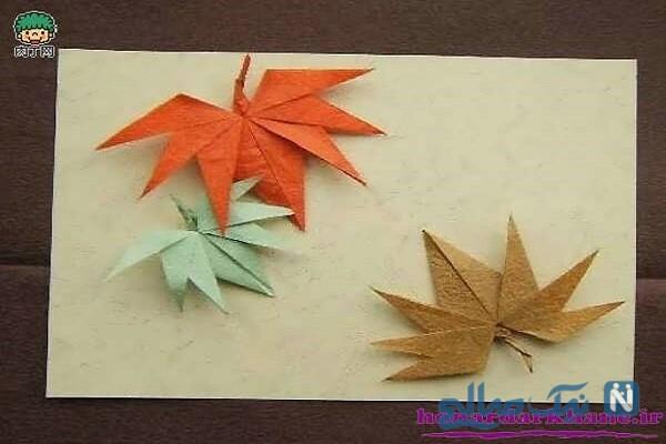 آموزش ساخت کاردستی با کاغذ و مقوا