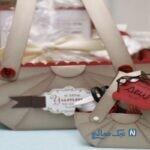 ساخت سبد هدیه بسیار زیبا مخصوص ولنتاین + تصاویر
