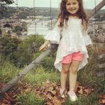 دختر شاهرخ استخری در یک کشور اروپایی