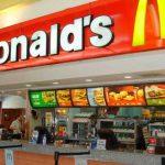 غوغای همبرگر عجیب مک دونالد در صفحات مجازی