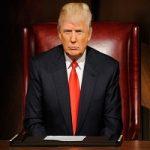 شباهت عجیب ترامپ و نوه اش!