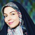 آزاده نامداری مجری زن پرحاشیه در جشن تولد همسرش