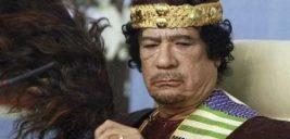 روایت جزئیات دردناک از حرمسرای «قذافی» توسط زنی به نام ثریا