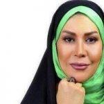 عکس جنجالی الهام صوفی زاده مجری مشهور بعد از تغییر پوشش !