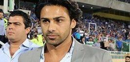 اقدام پسندیده فرهاد مجیدی فوتبالیست برای مراسم ترحیم پدرش