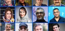 محمدرضا گلزار و مهران مدیری در فیلم ما همه با هم هستیم