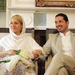 مهناز افشار در برنامه ۳۵ : من فقط ۴ سال از همسرم بزرگترم