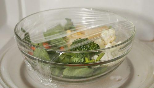 بخارپز کردن سبزی