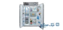 چگونه یخ مواد فریزری را باز کنیم؟