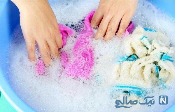 نکات شستشوی لباس