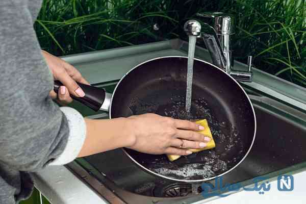همه چیز در مورد ظروف تفلون