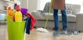 بهترین و سریعترین روش تمیز کردن منزل