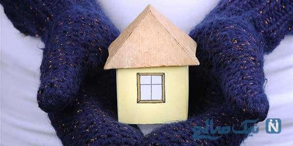 ابتکاراتی برای گرم کردن خانه بدون هزینه زیاد گرمایشی!