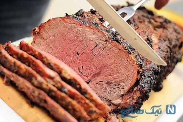 بهترین زمان پخت گوشت قرمز چه قدر است؟
