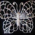 نحوه ساخت پروانه های آلومینیومی + عکس