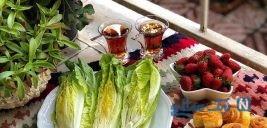 چگونه یک مهمانی عصرانه تدارک ببینیم !