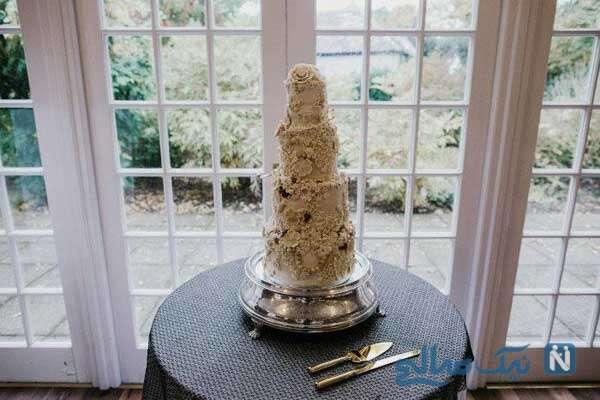 چاقوی کیک عروسی