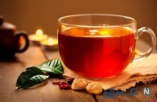 دم کردن چای سیاه