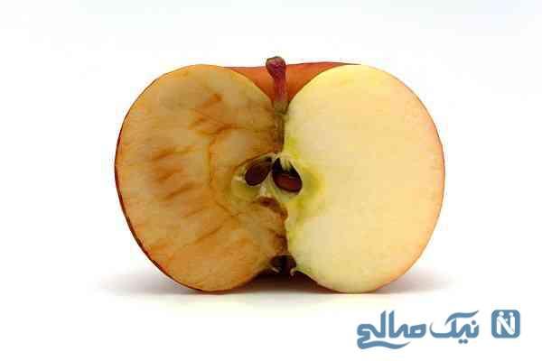 جلوگیری از سیاه شدن سیب، موز، سیبزمینی و قارچ