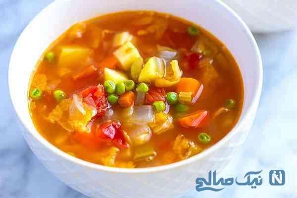 نکاتی برای درست کردن سوپ های خوش طعم