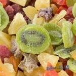روش کریستالیزه کردن میوه (میوه های قندی) در منزل